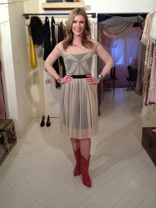 Photos: On the Set of 'Nashville' | Mirror/Mirror | The Live