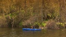 Flat-water Kayaking
