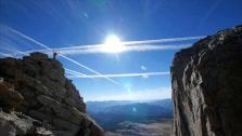 Climbing Mt. Conness