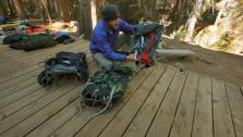 Choosing the Right Backpack and How to Properly Load a Backpack