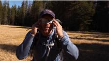 How to Protect Your Eyes While Backpacking