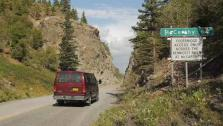 Heading into the Alaskan Wilderness