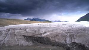 Twins Trek Alaskas Glaciers
