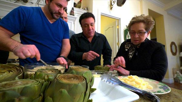 Mama Mia... Sicilian Stuffed Artichokes