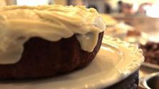 Dallas Best Banana Nut Cake