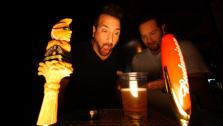 Scott Seggi Demonstrates Bottoms Up Machine