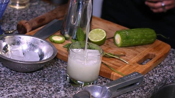 Ayala Avenue Cocktail
