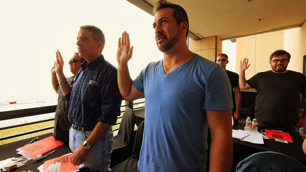 Joey Fatone Becomes Official BBQ Judge