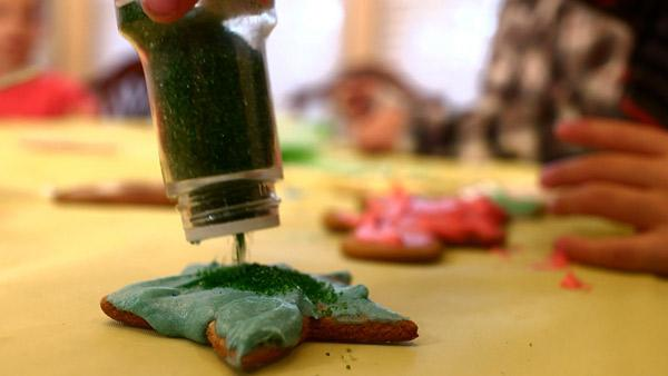 Grandma Strunk S Molasses Cut Out Cookies