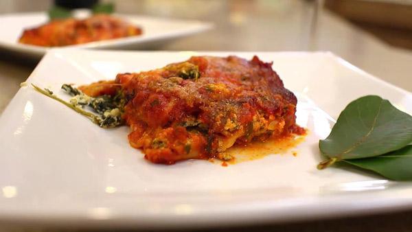 Wainwright Family Lasagna