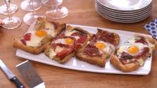 Pinciotti Antipasti Breakfast Pizzas