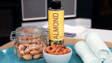3 Uses for Almond Oil