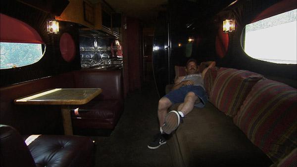 Web Exclusive: Ed Takes a Nap