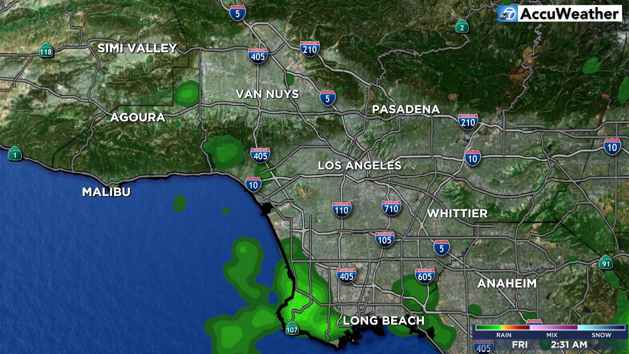 405 Traffic Map.Los Angeles And Southern California Traffic Abc7 Com
