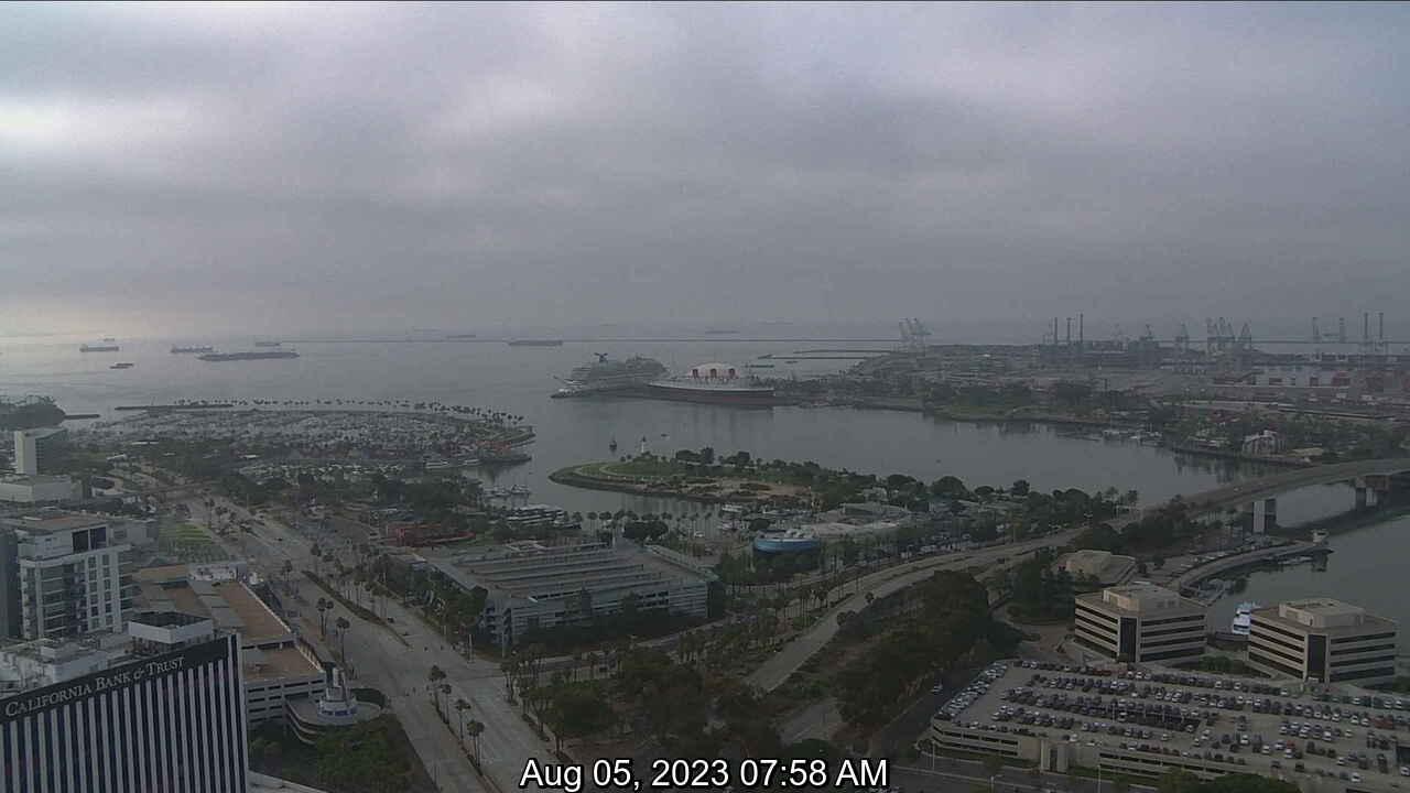 Long Beach Webcam