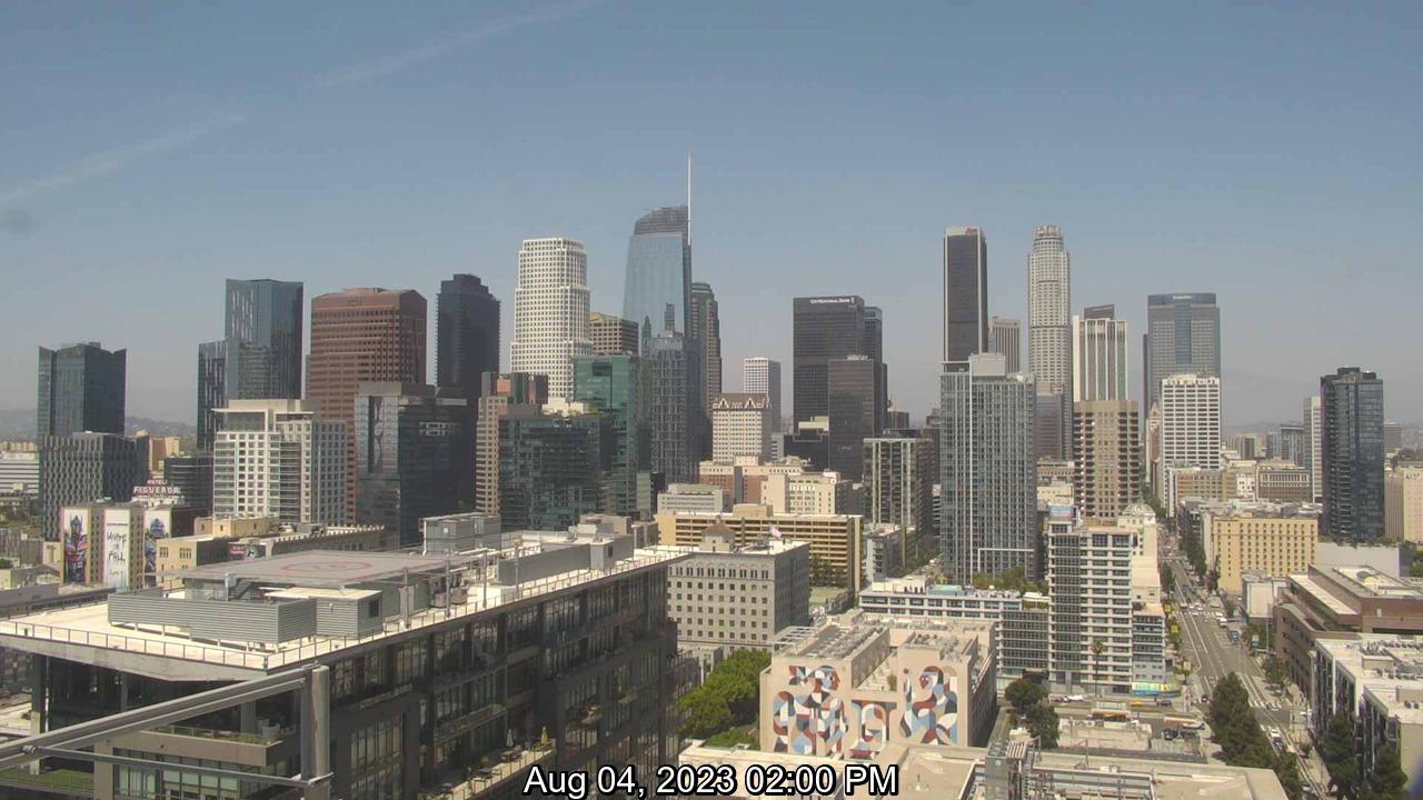 Downtown LA Webcam