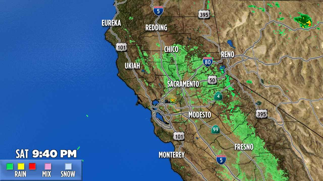 Map Of California Weather.Northern California Abc7news Com