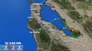 Calif Weather Map.San Francisco Weather Radar Live Doppler 7 Abc7news Com