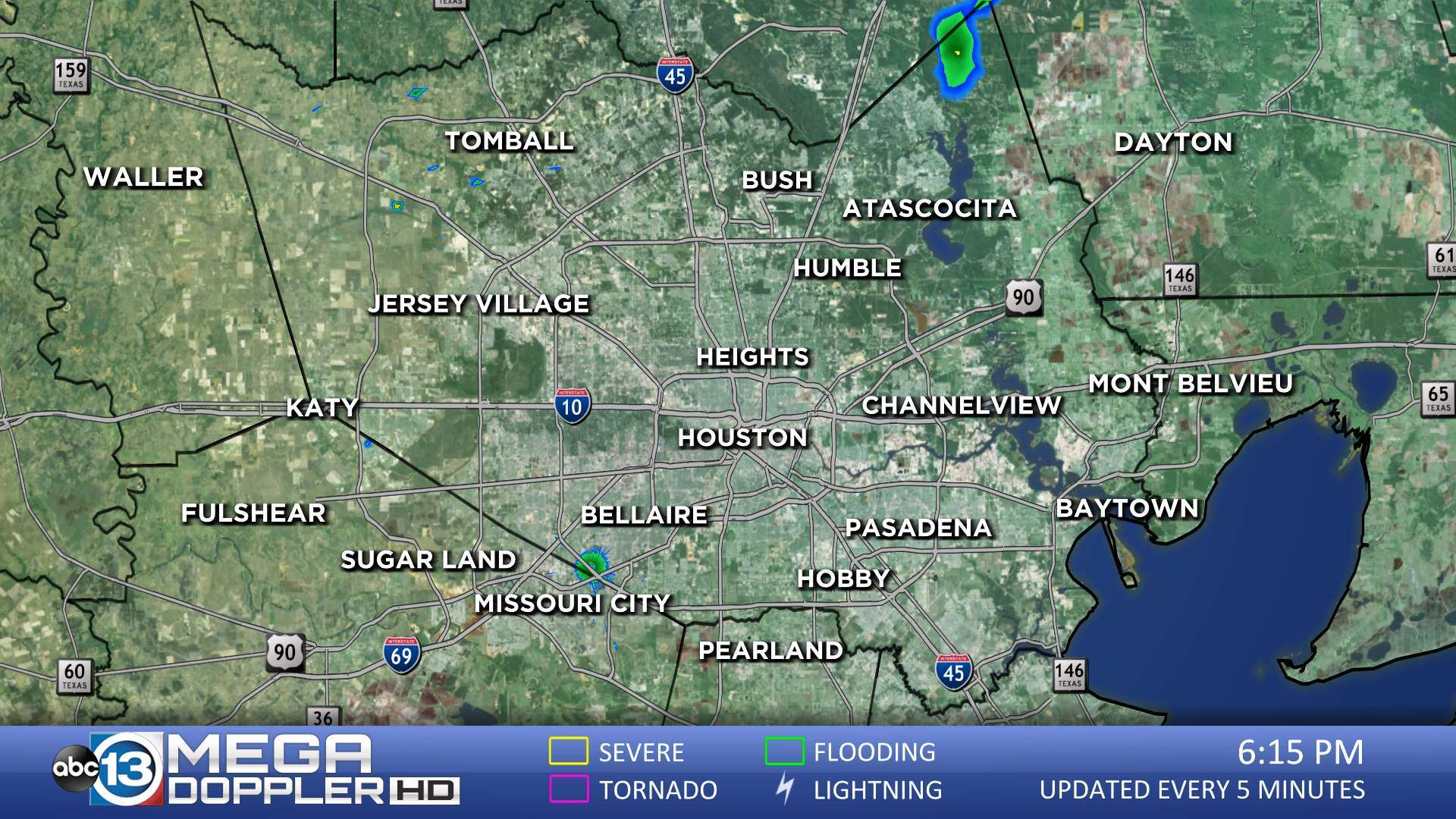 Harris County Radar | abc13 com