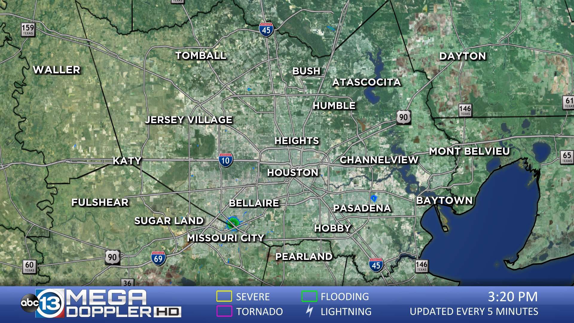 Harris County Radar