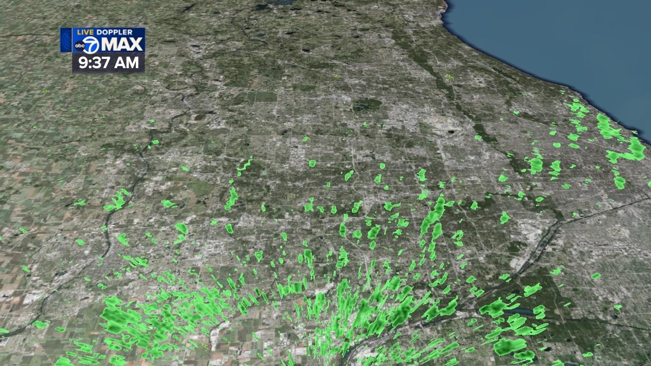 DuPage County Live Weather Radar