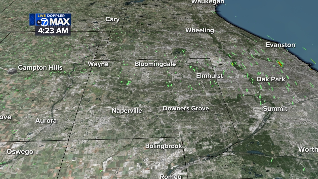 Chicago Area Weather Radar | abc7chicago.com on