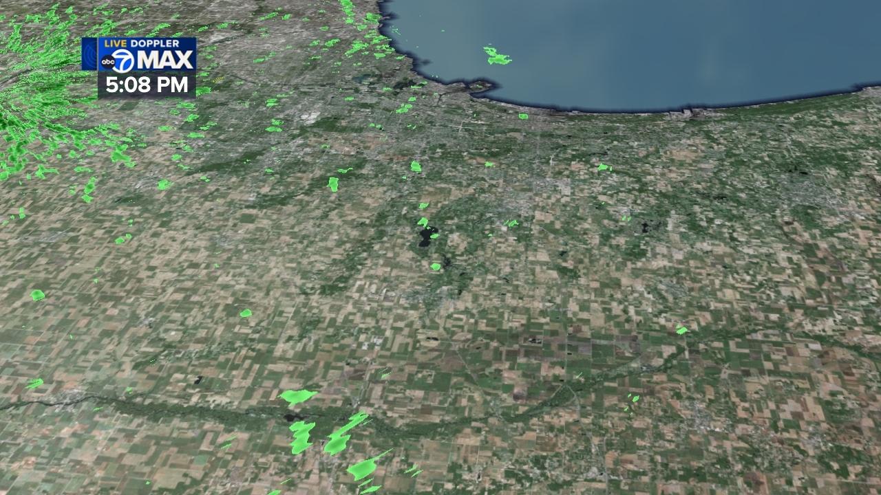 Lake County, Indiana, Weather Radar Live