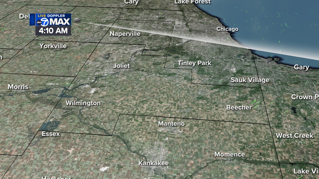 Will County Live Weather Radar
