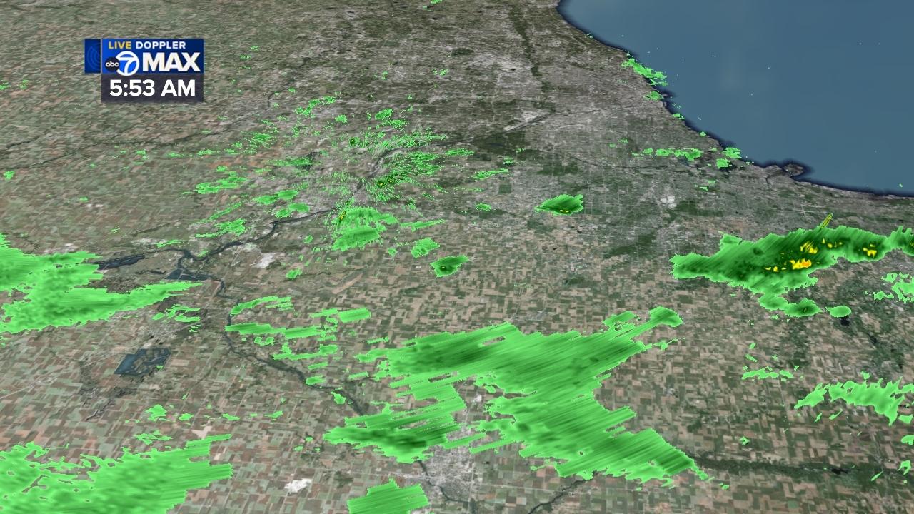 Chicago Area Weather Radar   abc7chicago com