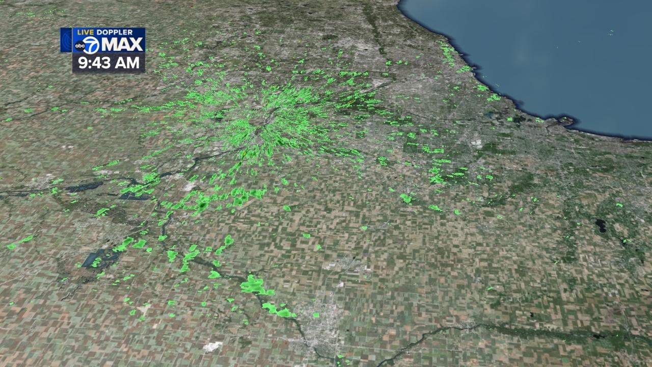Chicago Area Weather Radar   abc7chicago.com on