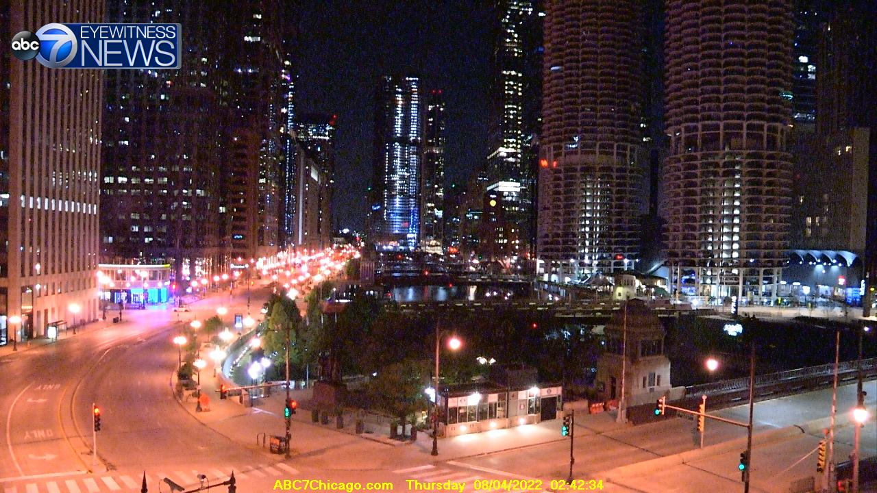 Live Traffic & Weather Cams | abc7chicago.com on temperature in chicago right now, california right now, indianapolis time zone right now, time in phoenix, time zone in il, central time right now, time in chicago illinois, chicago time zone right now, time colorado right now, time out,