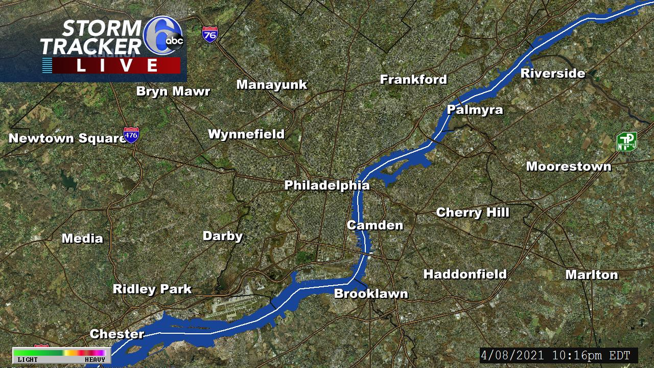 StormTracker 6 - metro view
