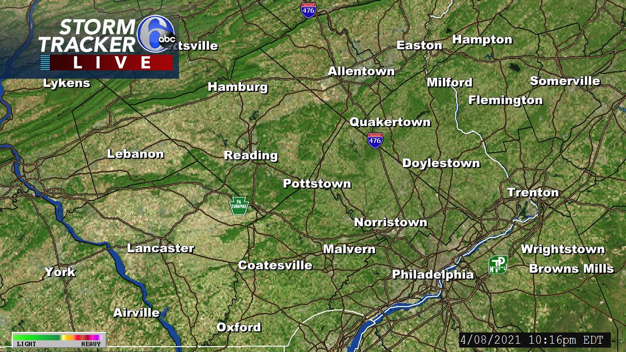StormTracker 6 - north view