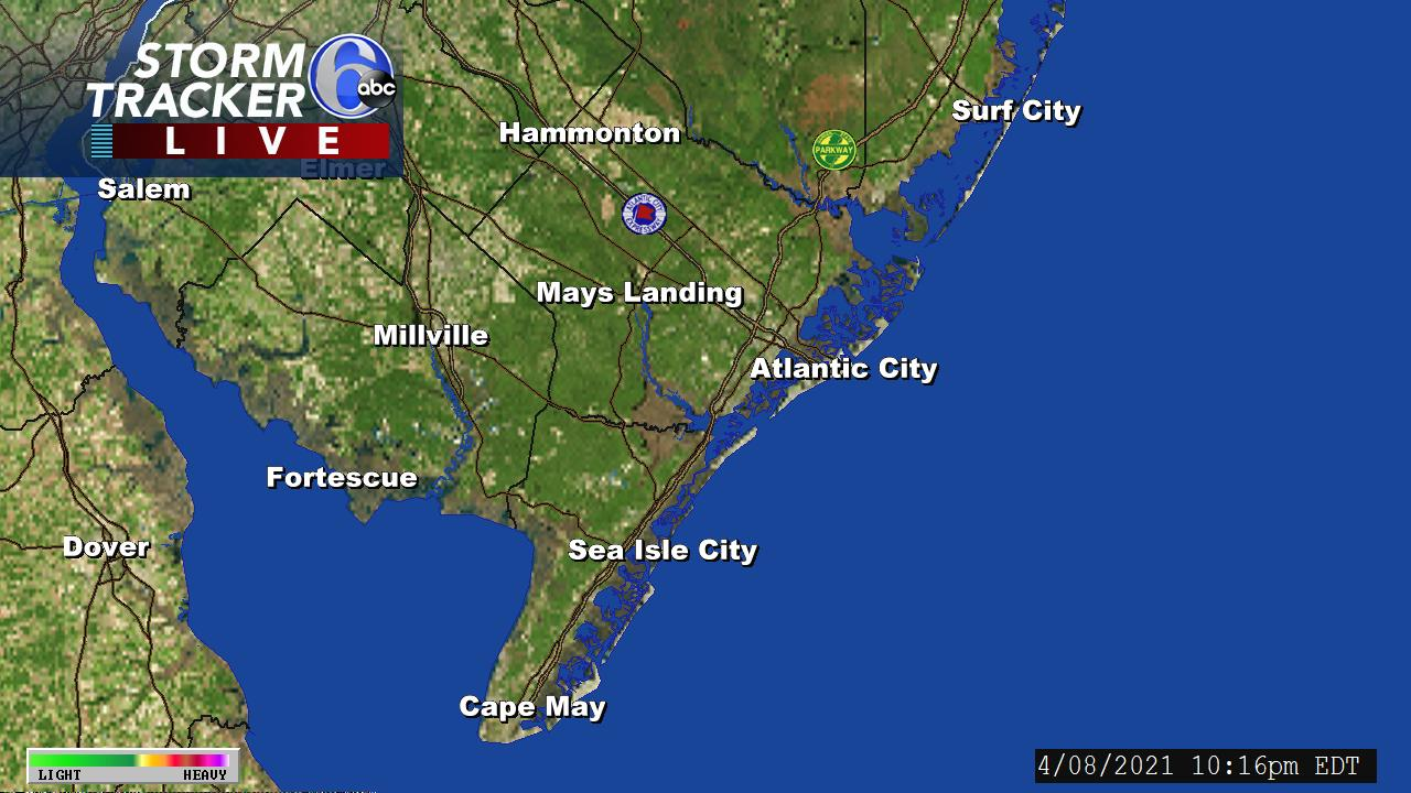 Stormtracker 6 New Jersey Shore View 6abc Com