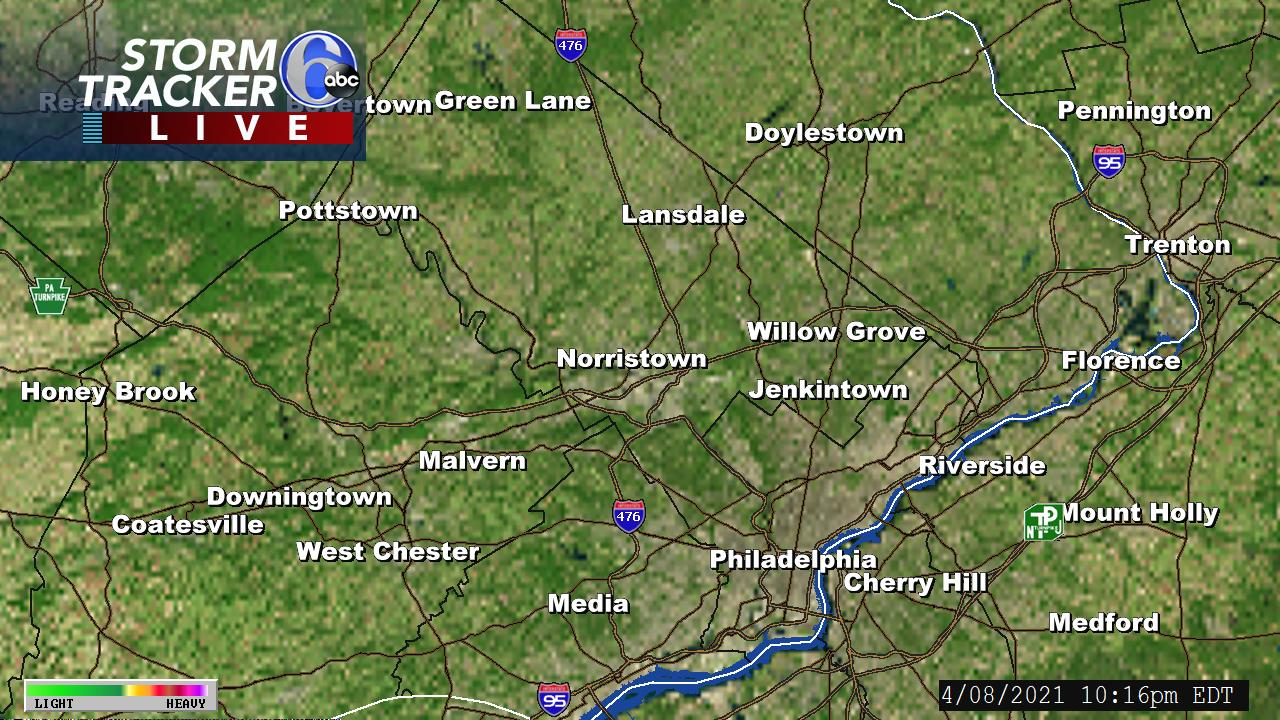 StormTracker 6 - west view