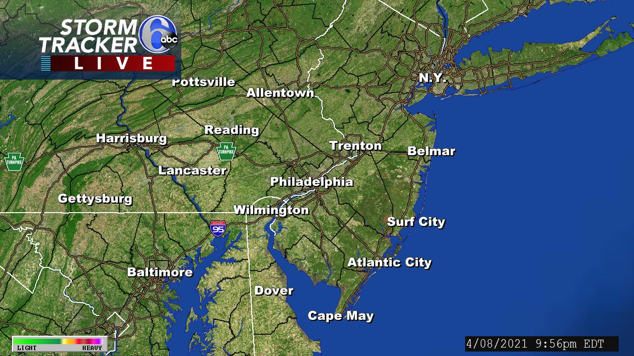 Philadelphia Weather Radar Stormtracker 6 | 6abc.com