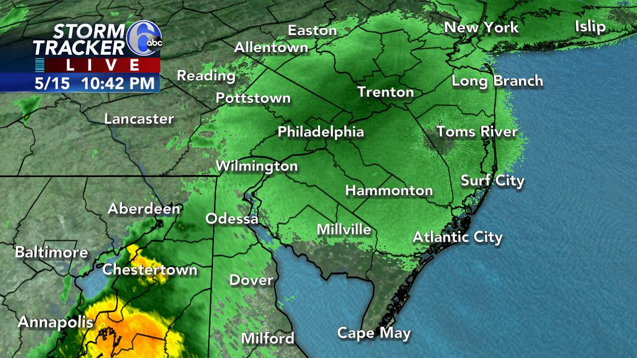 StormTracker 6 - Regional View
