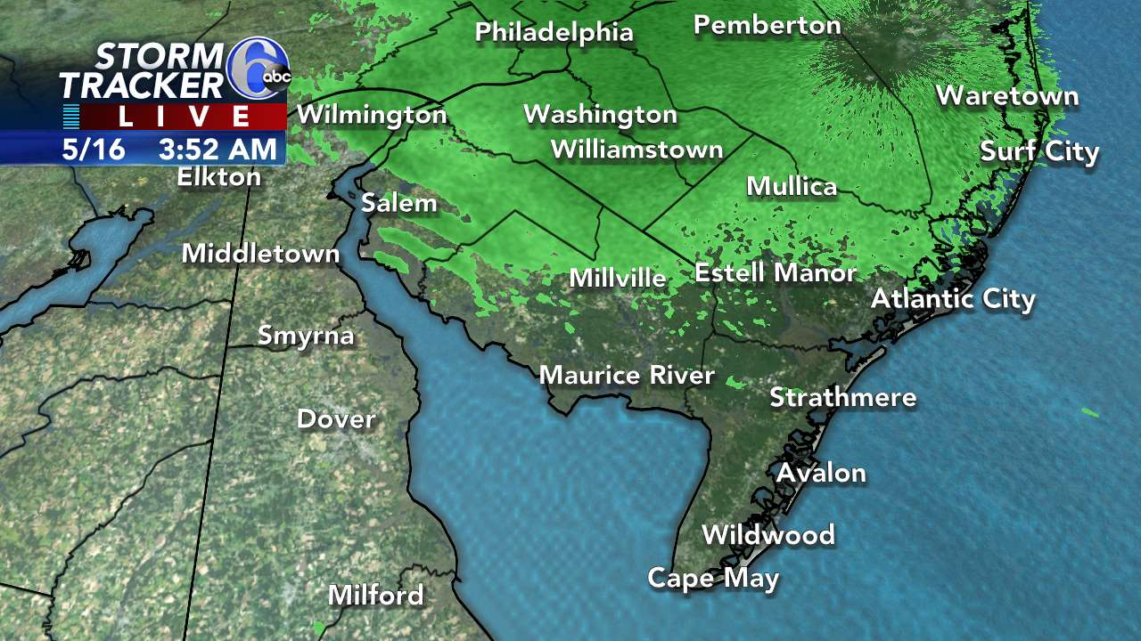 StormTracker 6 - south view