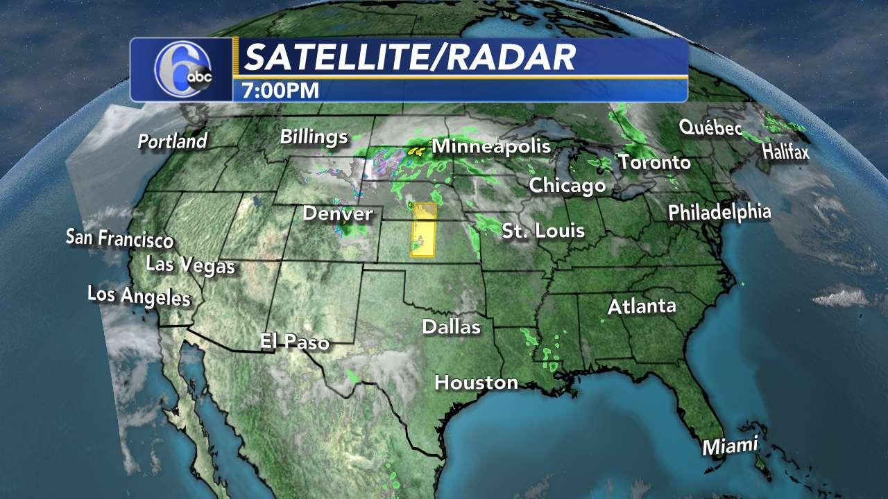 Weather Radar Los Angeles